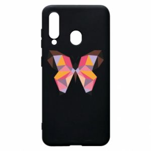 Phone case for Samsung A60 Butterfly graphics - PrintSalon
