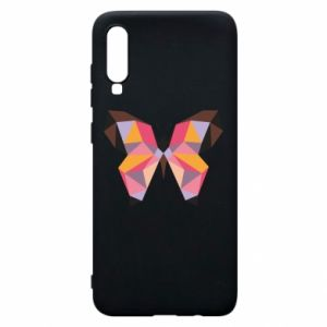 Phone case for Samsung A70 Butterfly graphics - PrintSalon