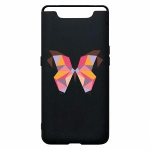 Phone case for Samsung A80 Butterfly graphics - PrintSalon