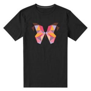 Men's premium t-shirt Butterfly graphics - PrintSalon