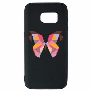 Phone case for Samsung S7 Butterfly graphics - PrintSalon