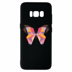 Phone case for Samsung S8 Butterfly graphics - PrintSalon