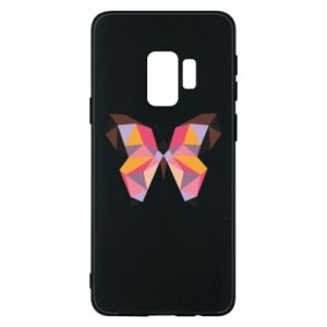 Phone case for Samsung S9 Butterfly graphics - PrintSalon