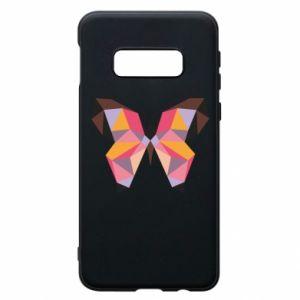 Phone case for Samsung S10e Butterfly graphics - PrintSalon