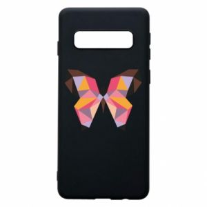 Phone case for Samsung S10 Butterfly graphics