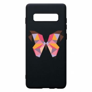 Phone case for Samsung S10+ Butterfly graphics - PrintSalon