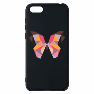 Phone case for Huawei Y5 2018 Butterfly graphics - PrintSalon