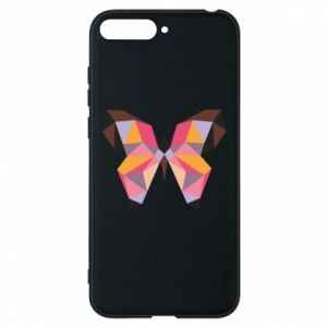 Phone case for Huawei Y6 2018 Butterfly graphics - PrintSalon