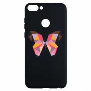 Phone case for Huawei P Smart Butterfly graphics - PrintSalon