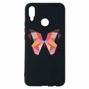 Phone case for Huawei P Smart Plus Butterfly graphics - PrintSalon