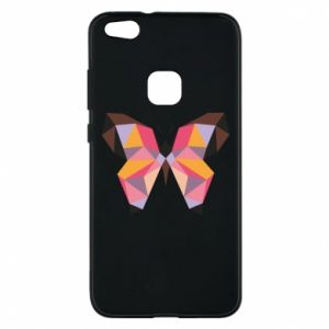 Phone case for Huawei P10 Lite Butterfly graphics - PrintSalon