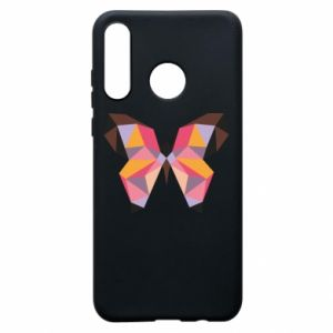 Etui na Huawei P30 Lite Butterfly graphics