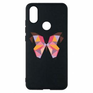 Phone case for Xiaomi Mi A2 Butterfly graphics - PrintSalon