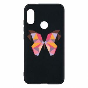 Phone case for Mi A2 Lite Butterfly graphics - PrintSalon