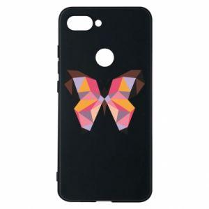 Phone case for Xiaomi Mi8 Lite Butterfly graphics - PrintSalon