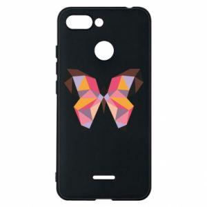 Phone case for Xiaomi Redmi 6 Butterfly graphics - PrintSalon