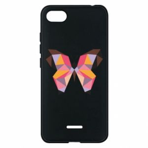 Phone case for Xiaomi Redmi 6A Butterfly graphics - PrintSalon