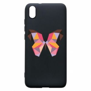 Phone case for Xiaomi Redmi 7A Butterfly graphics - PrintSalon