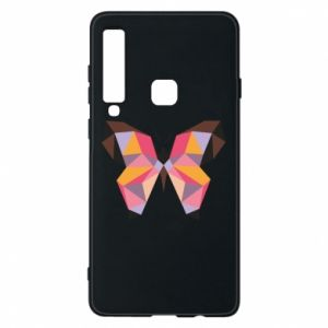 Phone case for Samsung A9 2018 Butterfly graphics - PrintSalon