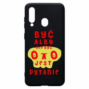 Phone case for Samsung A60 To be or not to be