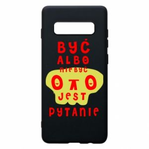 Phone case for Samsung S10+ To be or not to be