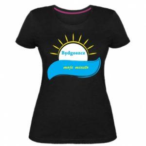 Women's premium t-shirt Bydgoszcz this is my city