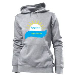 Women's hoodies Bydgoszcz this is my city