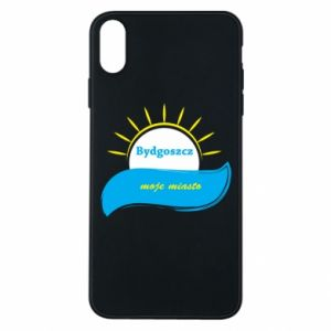 iPhone Xs Max Case Bydgoszcz this is my city