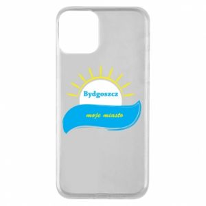 iPhone 11 Case Bydgoszcz this is my city