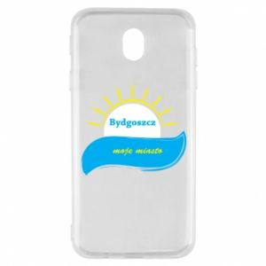 Samsung J7 2017 Case Bydgoszcz this is my city