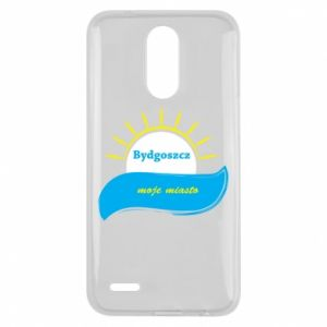 Lg K10 2017 Case Bydgoszcz this is my city