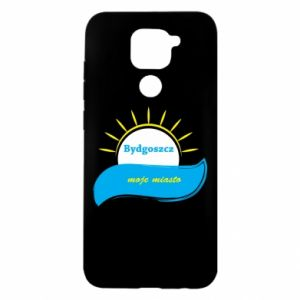 Xiaomi Redmi Note 9 / Redmi 10X case % print% Bydgoszcz this is my city