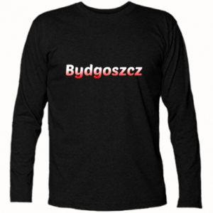 Koszulka z długim rękawem Bydgoszcz
