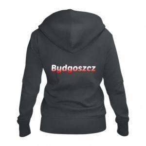 Damska bluza na zamek Bydgoszcz