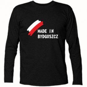 Koszulka z długim rękawem Made in Bydgoszcz - PrintSalon