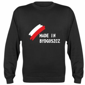 Sweatshirt Made in Bydgoszcz