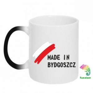 Magic mugs Made in Bydgoszcz