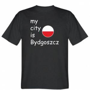 Koszulka My city is Bydgoszcz