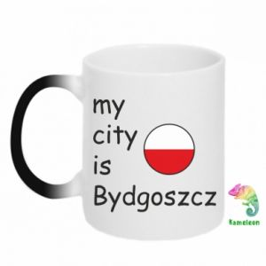 Magic mugs My city is Bydgoszcz