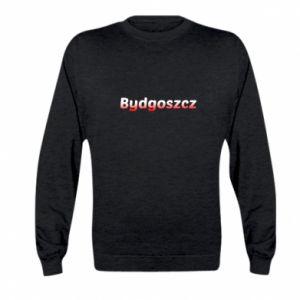 Męska koszulka sportowa Bydgoszcz to moje miasto - PrintSalon