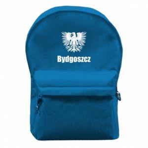 Plecak z przednią kieszenią Bydgoszcz