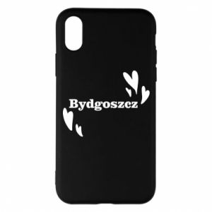 Phone case for iPhone X/Xs Bydgoszcz