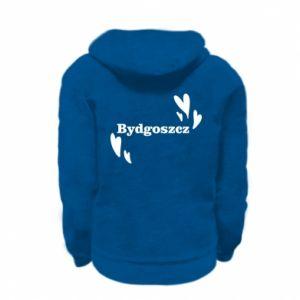 Kid's zipped hoodie % print% Bydgoszcz