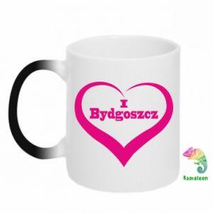 Magic mugs I love Bydgoszcz
