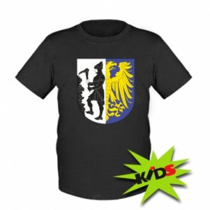 Kids T-shirt Bytom coat of arms