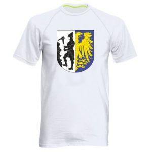 Koszulka sportowa męska Bytom herb