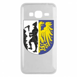 Phone case for Samsung J3 2016 Bytom coat of arms