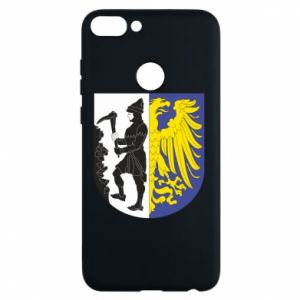 Huawei P Smart Case Bytom coat of arms