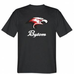 Koszulka męska Bytom orzeł trójkolorowy