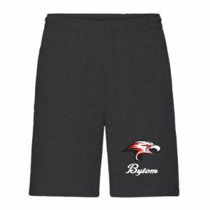 Men's shorts Bytom tricolor eagle